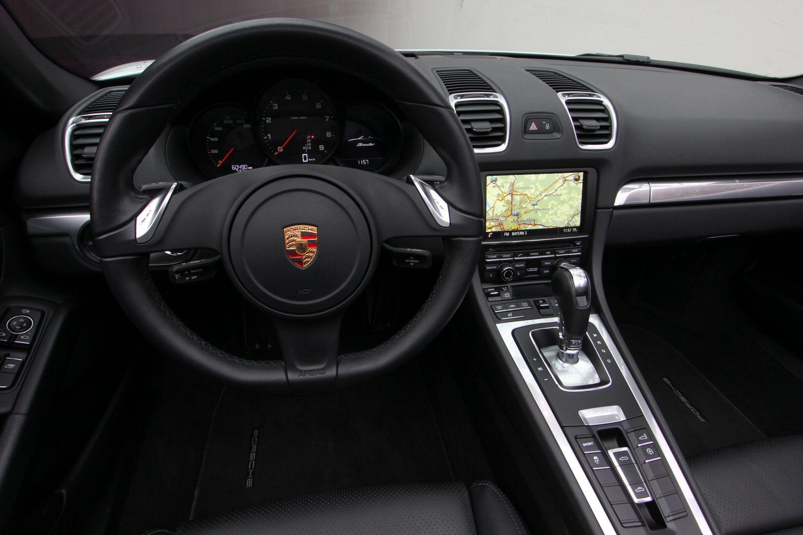 AIL Porsche Boxster PDK Sound-Package Plus 1