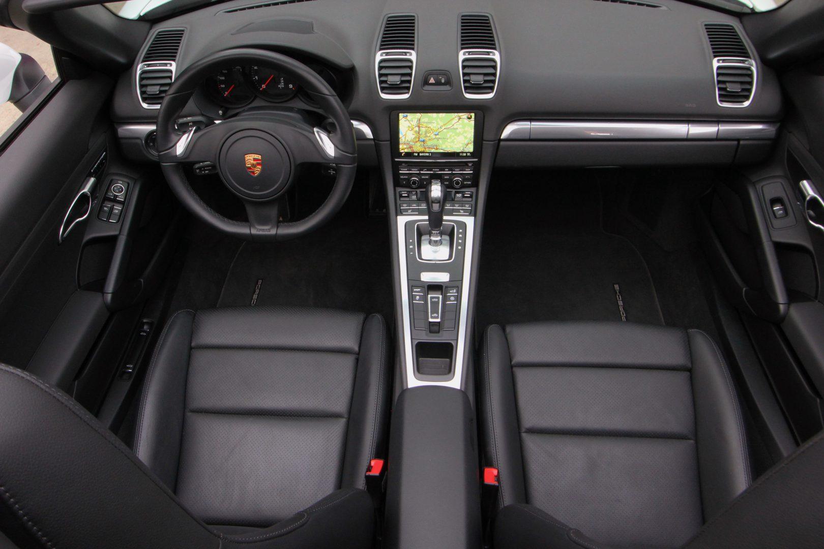 AIL Porsche Boxster PDK Sound-Package Plus 5