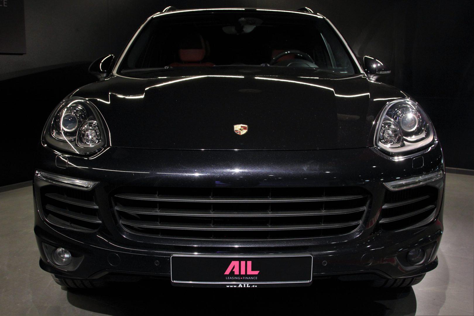 AIL Porsche Cayenne S Diesel Carbon Paket 11