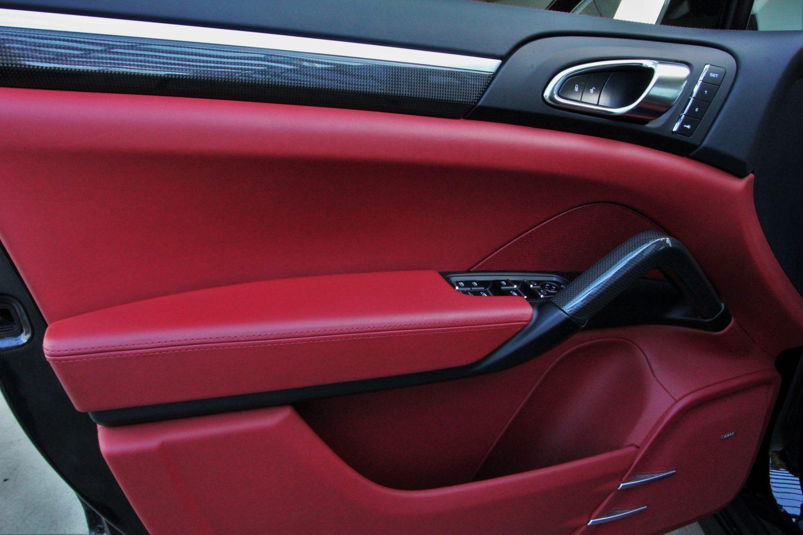 AIL Porsche Cayenne S Diesel Carbon Paket 7