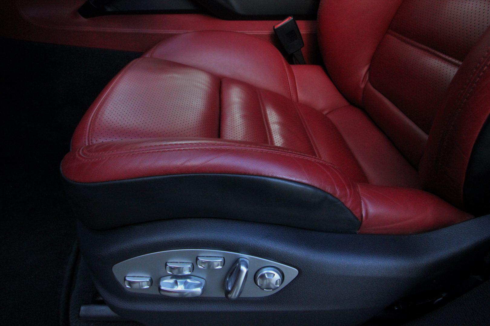 AIL Porsche Cayenne S Diesel Carbon Paket 9