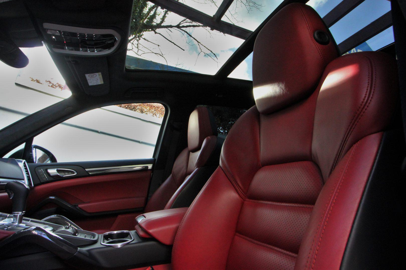 AIL Porsche Cayenne S Diesel Carbon Paket 10