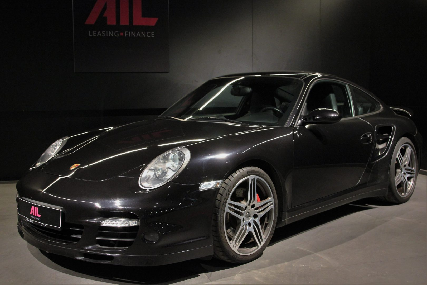 AIL Porsche 911 997 Turbo Coupe Sport-Chrono-Paket 10