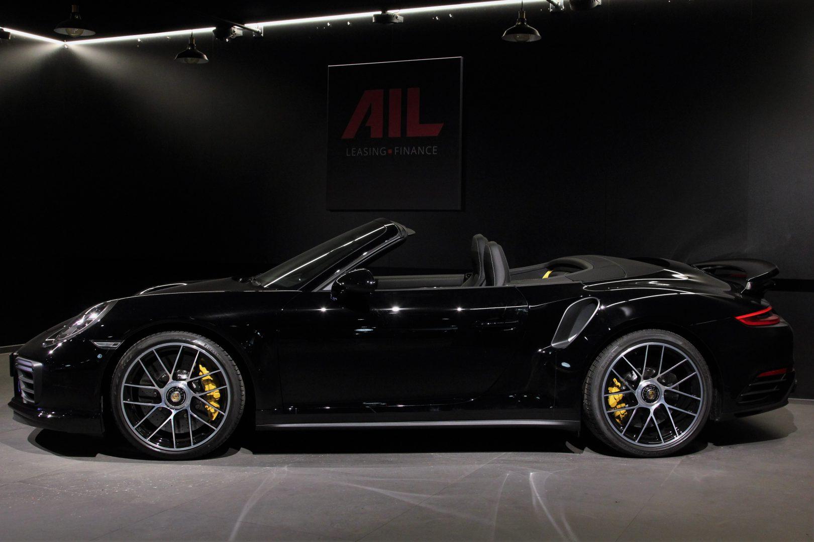 AIL Porsche 911 991 Turbo S Sport Chrono Plus LED LIFT  6