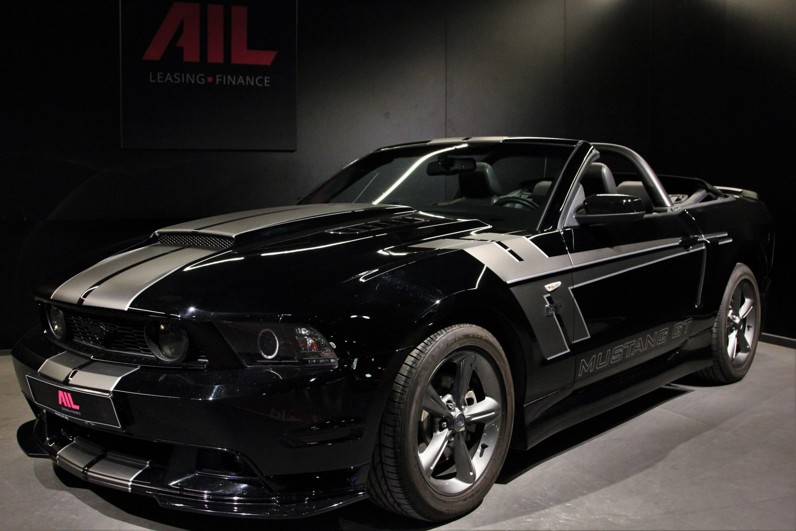 AIL Ford Mustang GT  5