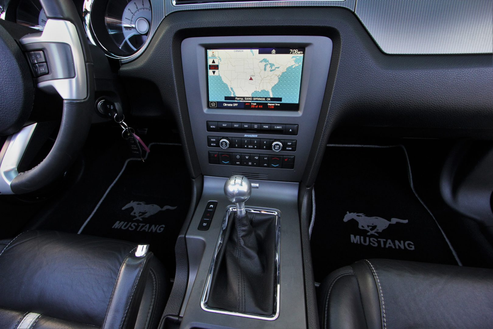 AIL Ford Mustang GT  7