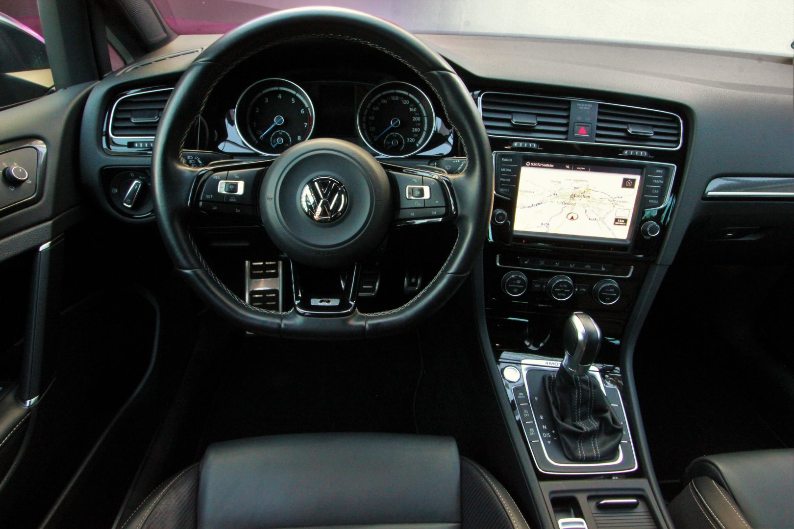 AIL VW Golf VII R 4Motion BMT 7