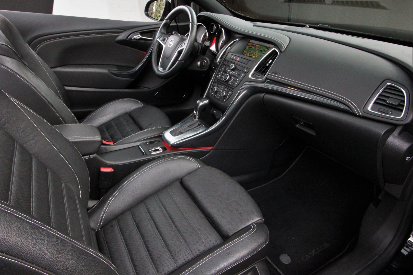 AIL Opel Cascada Innovation 6