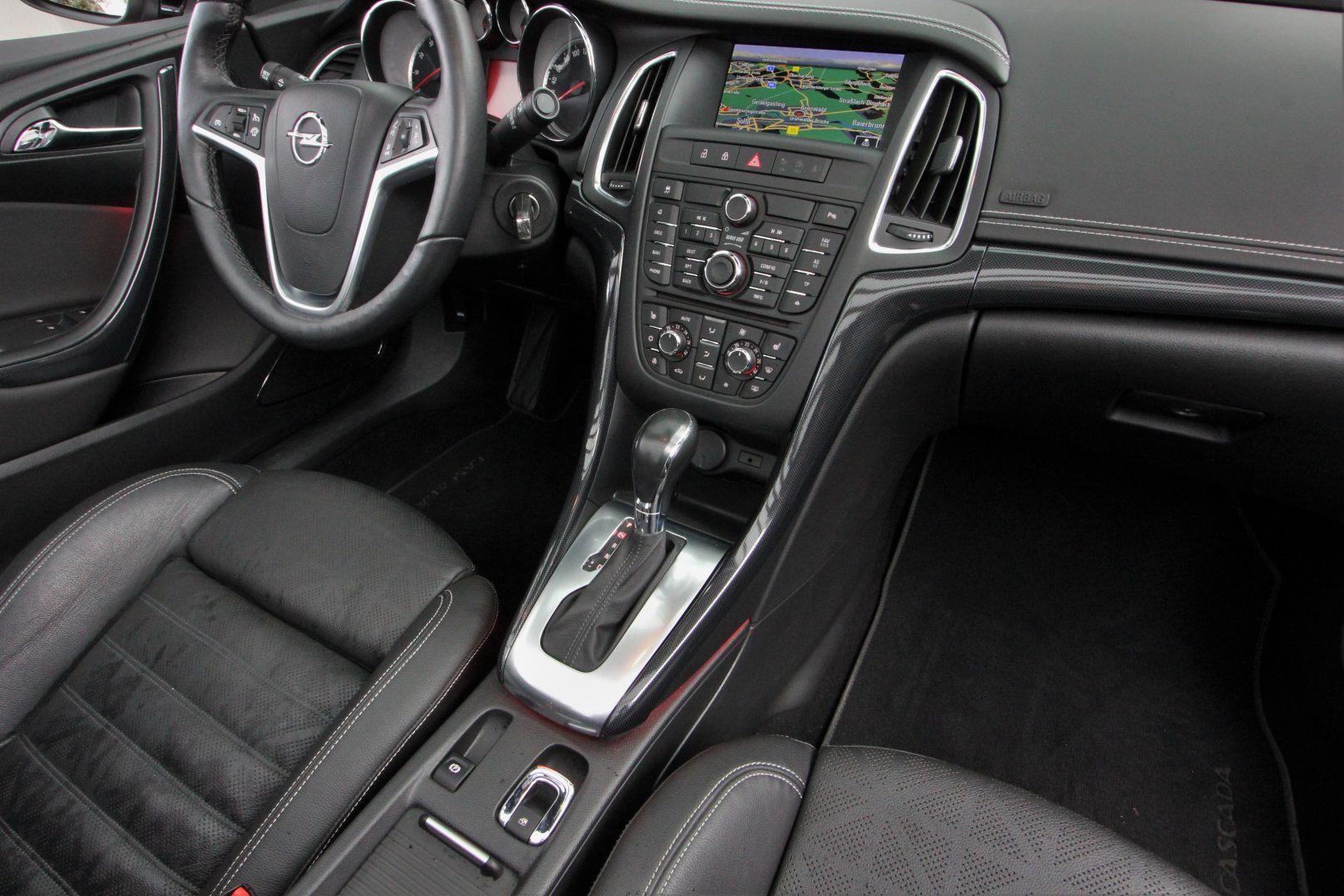 AIL Opel Cascada Innovation 8