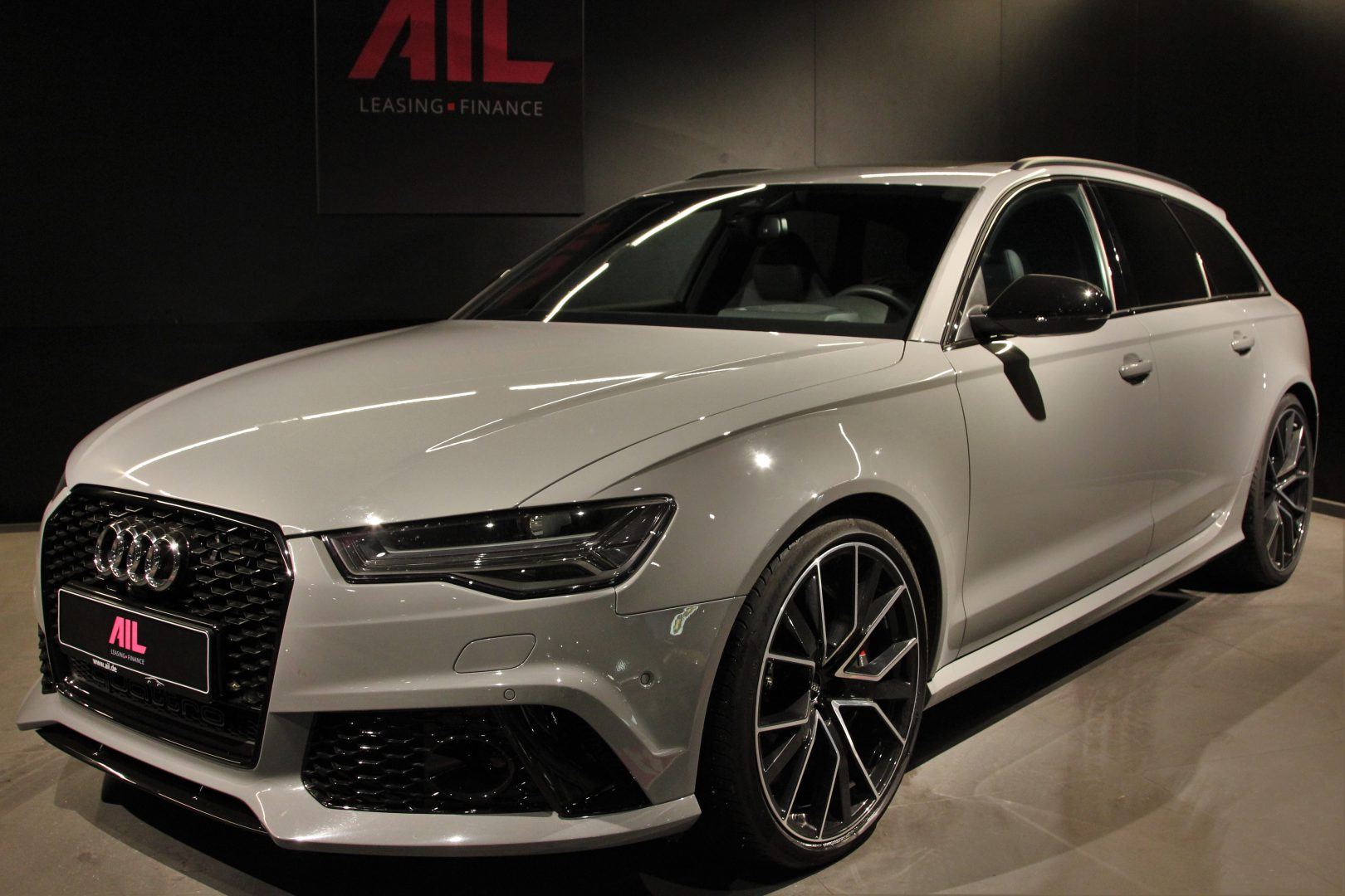 AIL Audi RS6 Avant Performance Dynamic-Paket plus 9