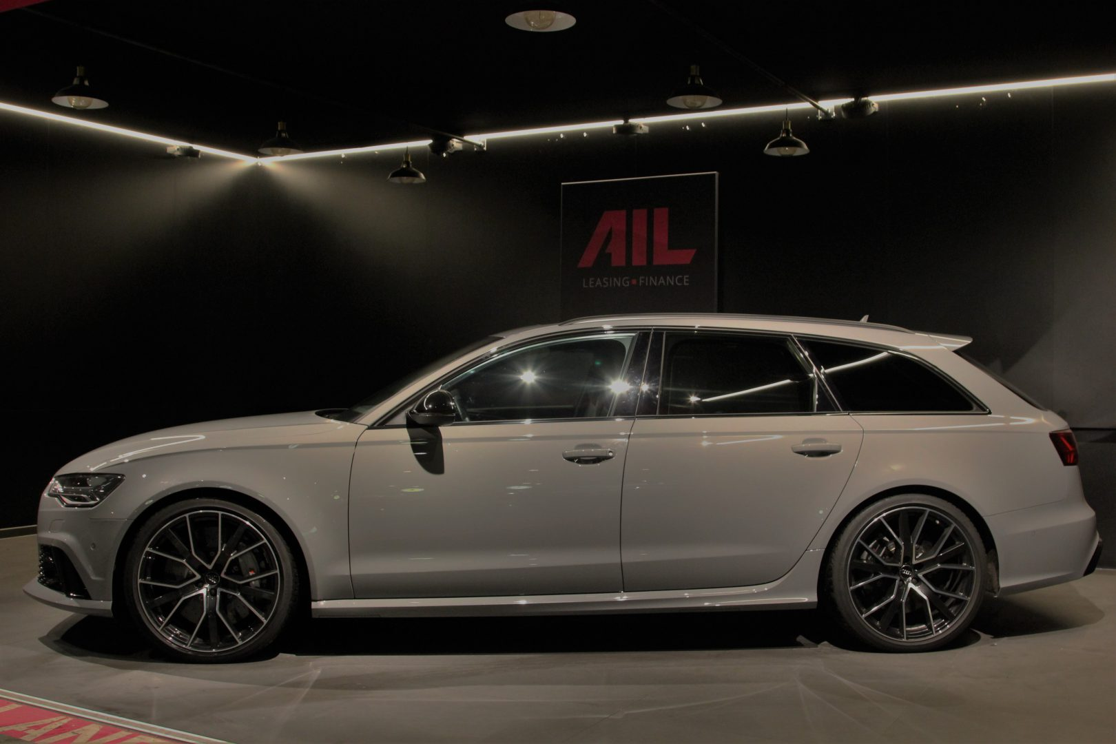AIL Audi RS6 Avant Performance Dynamic-Paket plus 3