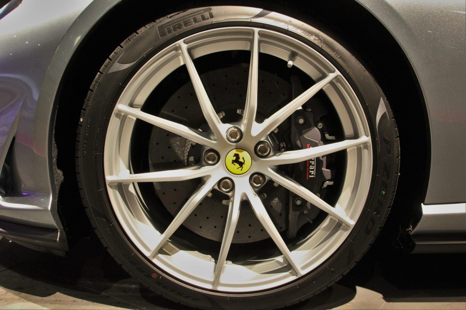 AIL Ferrari 812 Superfast Titane Grigio  10