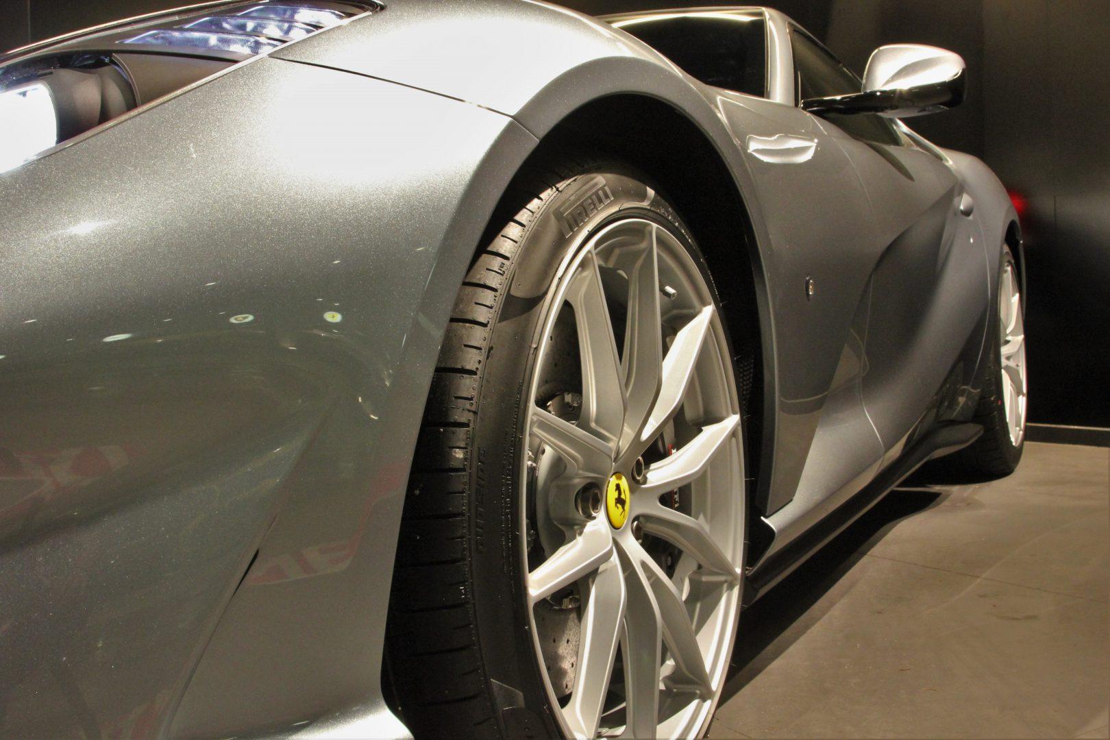 AIL Ferrari 812 Superfast Titane Grigio  12