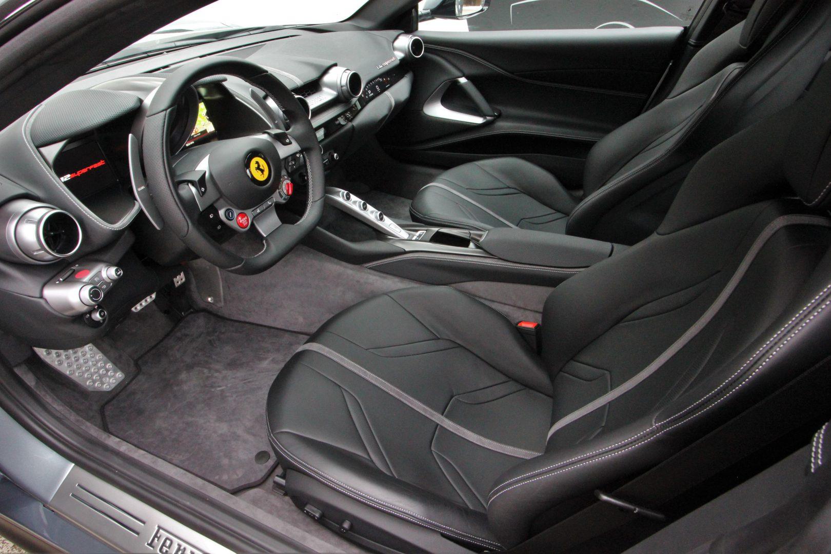 AIL Ferrari 812 Superfast Titane Grigio  2