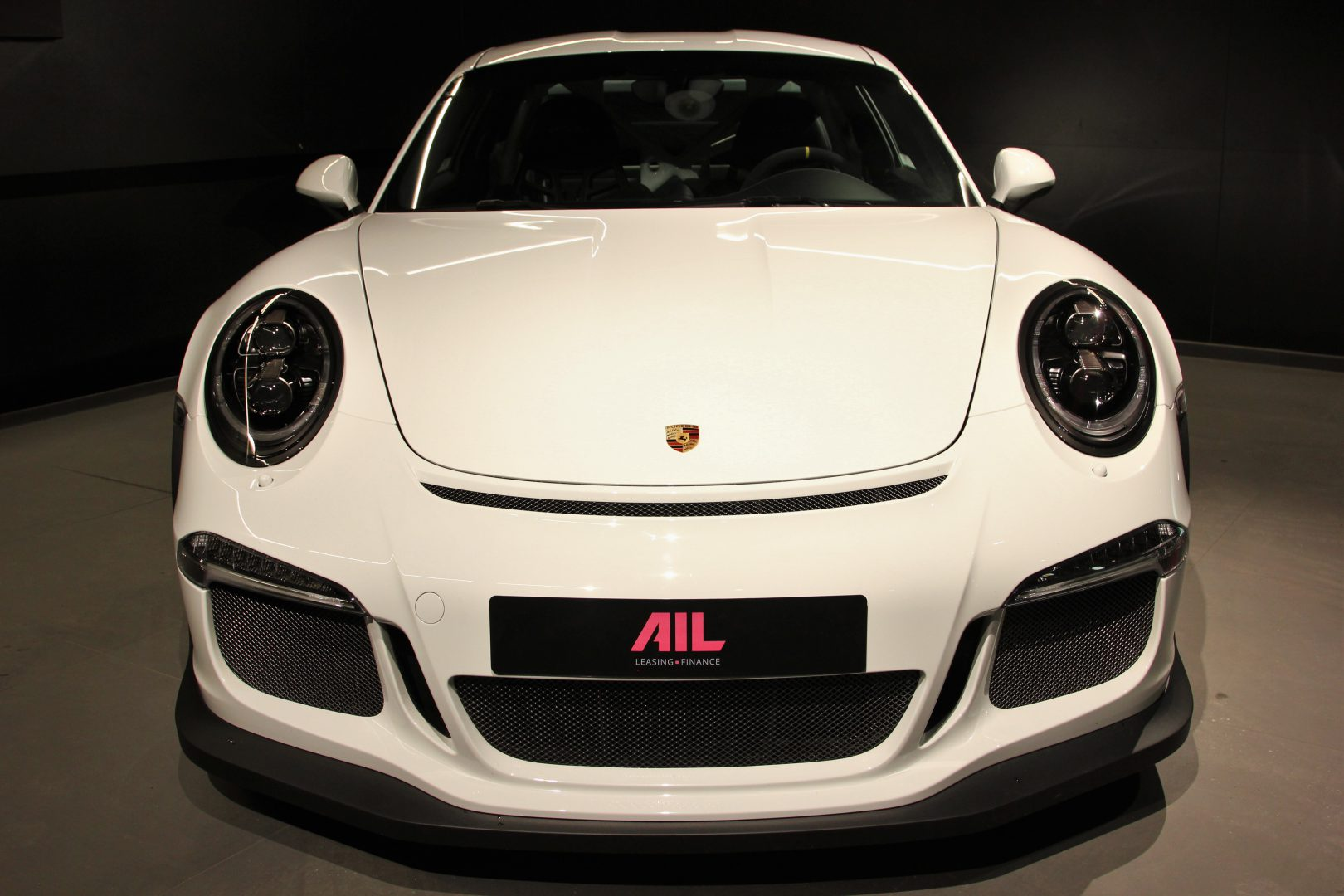 AIL Porsche 911 991 GT3 RS Sound-Package Plus Lift  7