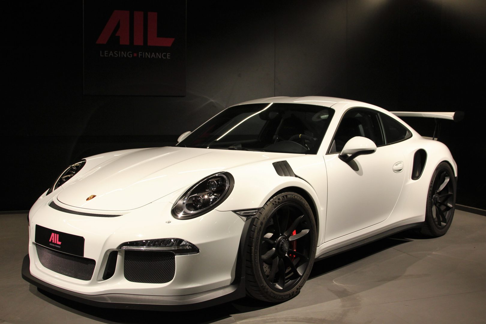 AIL Porsche 911 991 GT3 RS Sound-Package Plus Lift  13