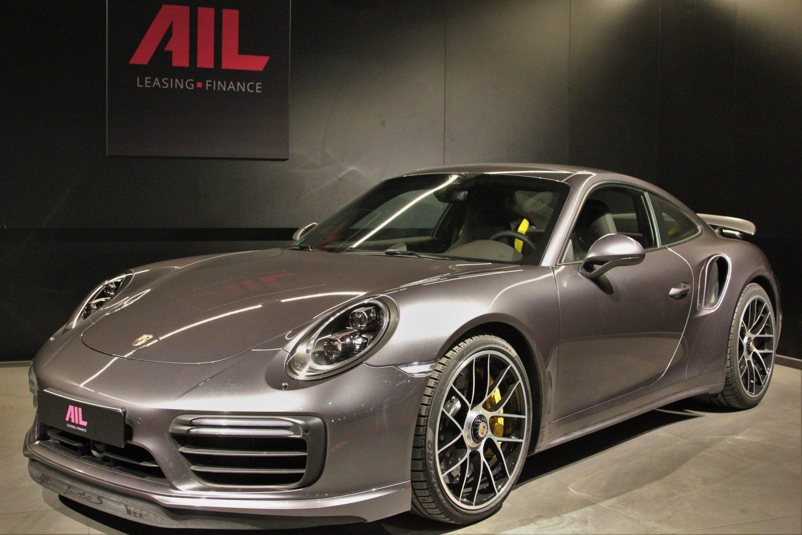 AIL Porsche 911 991 Turbo S Burmester PCCB LED  10