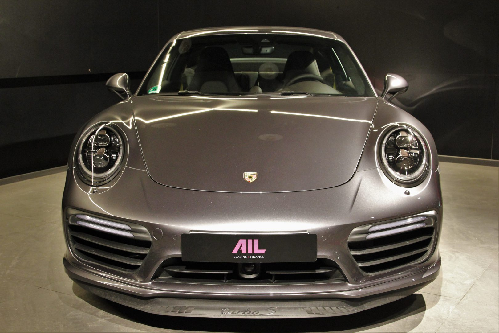 AIL Porsche 911 991 Turbo S Burmester PCCB LED  2