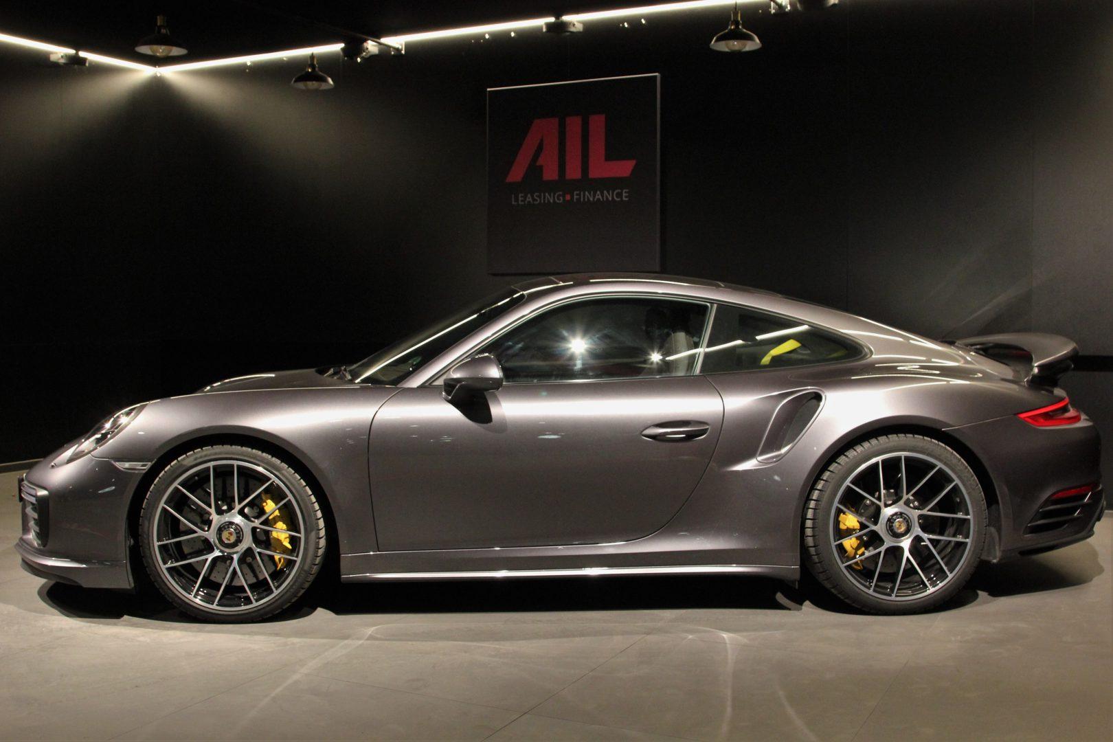 AIL Porsche 911 991 Turbo S Burmester PCCB LED  4
