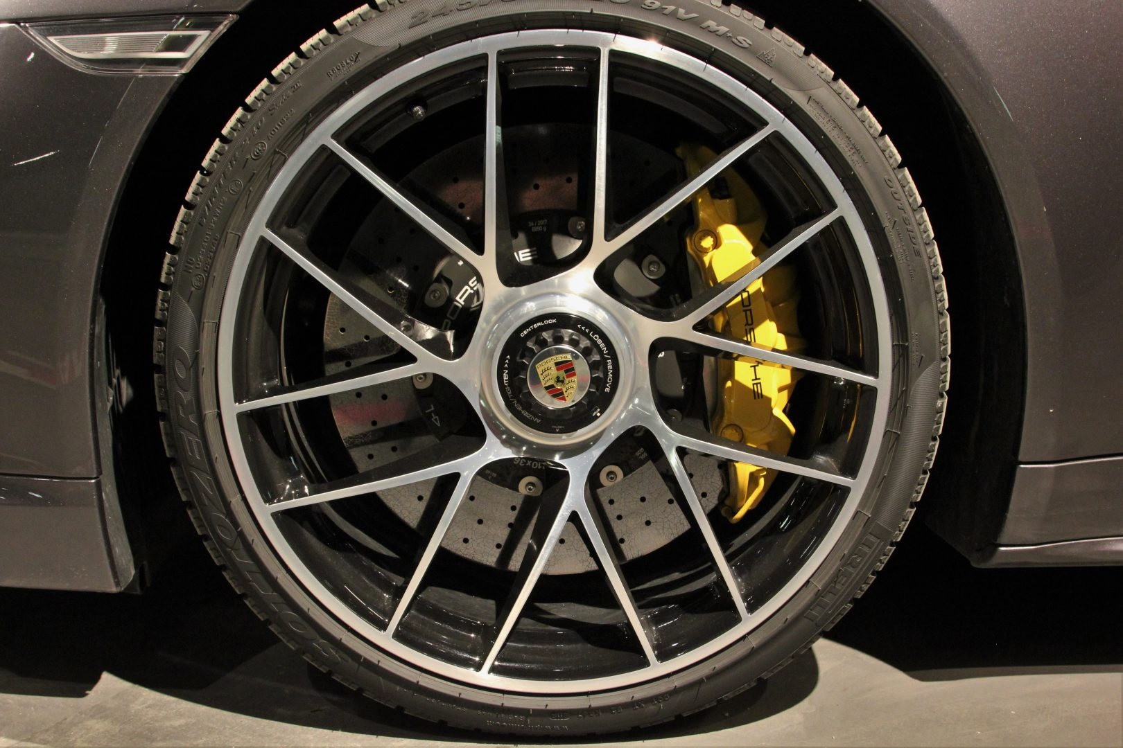 AIL Porsche 911 991 Turbo S Burmester PCCB LED  6
