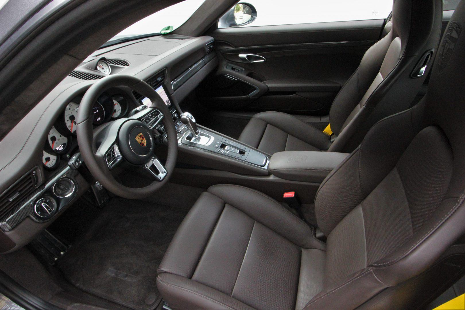 AIL Porsche 911 991 Turbo S Burmester PCCB LED  5