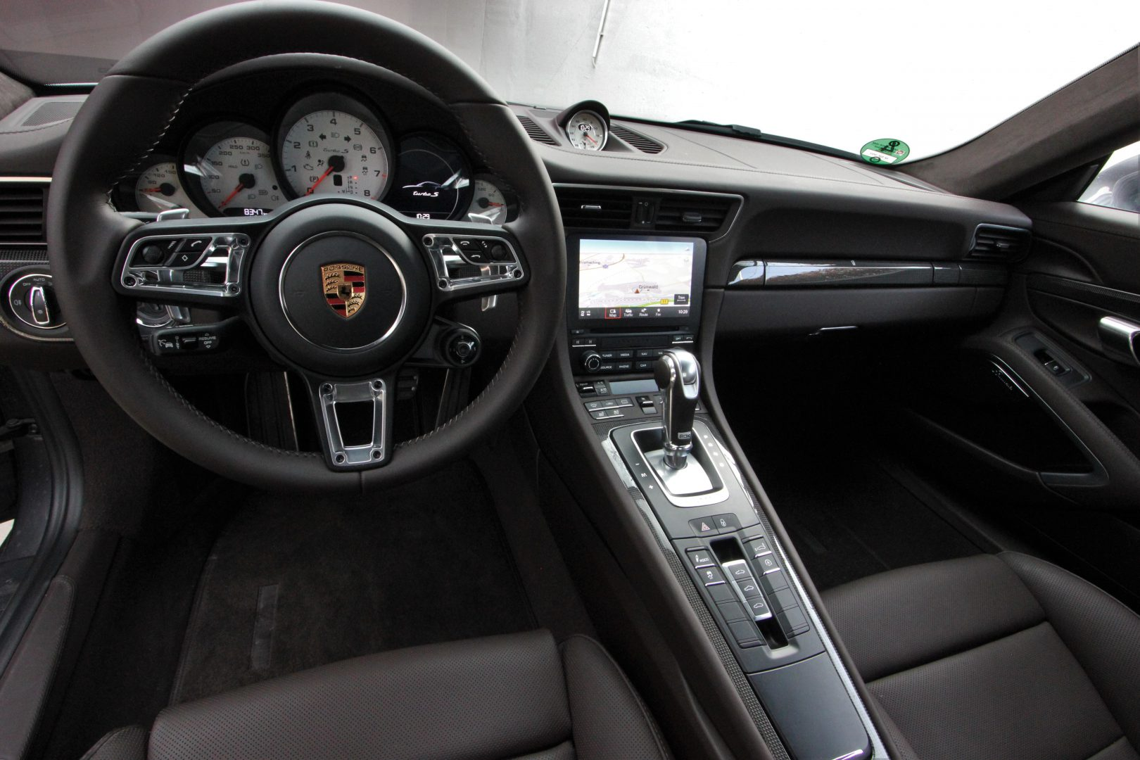 AIL Porsche 911 991 Turbo S Burmester PCCB LED  1