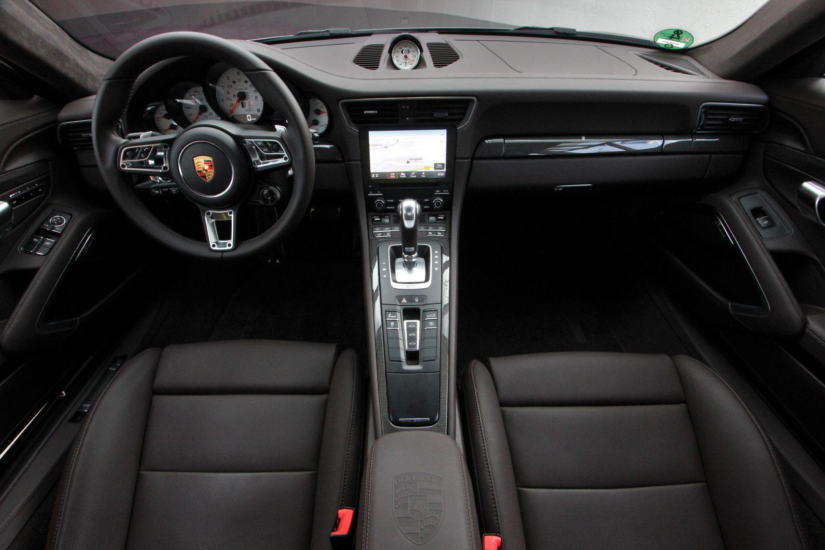 AIL Porsche 911 991 Turbo S Burmester PCCB LED  11