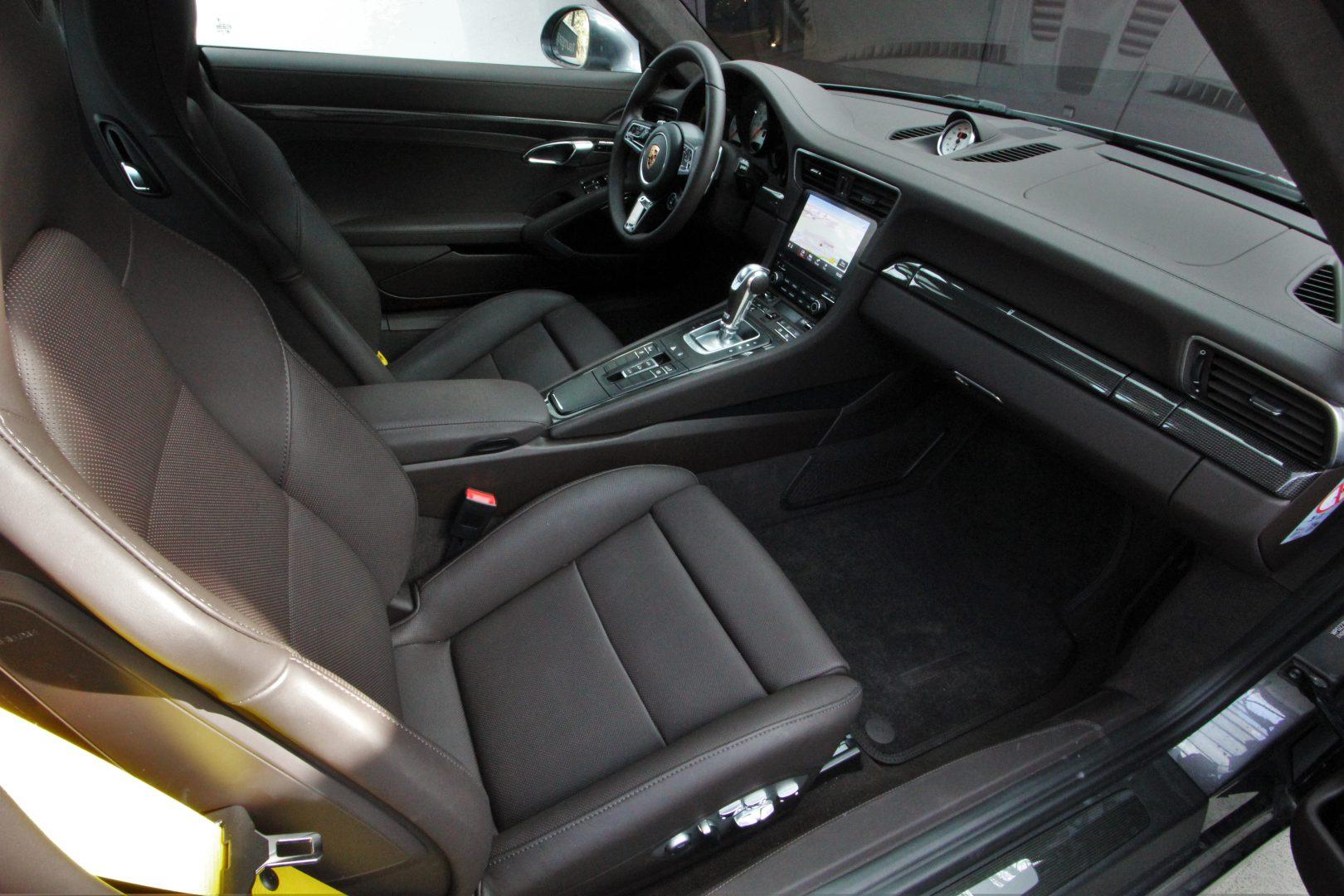 AIL Porsche 911 991 Turbo S Burmester PCCB LED  14