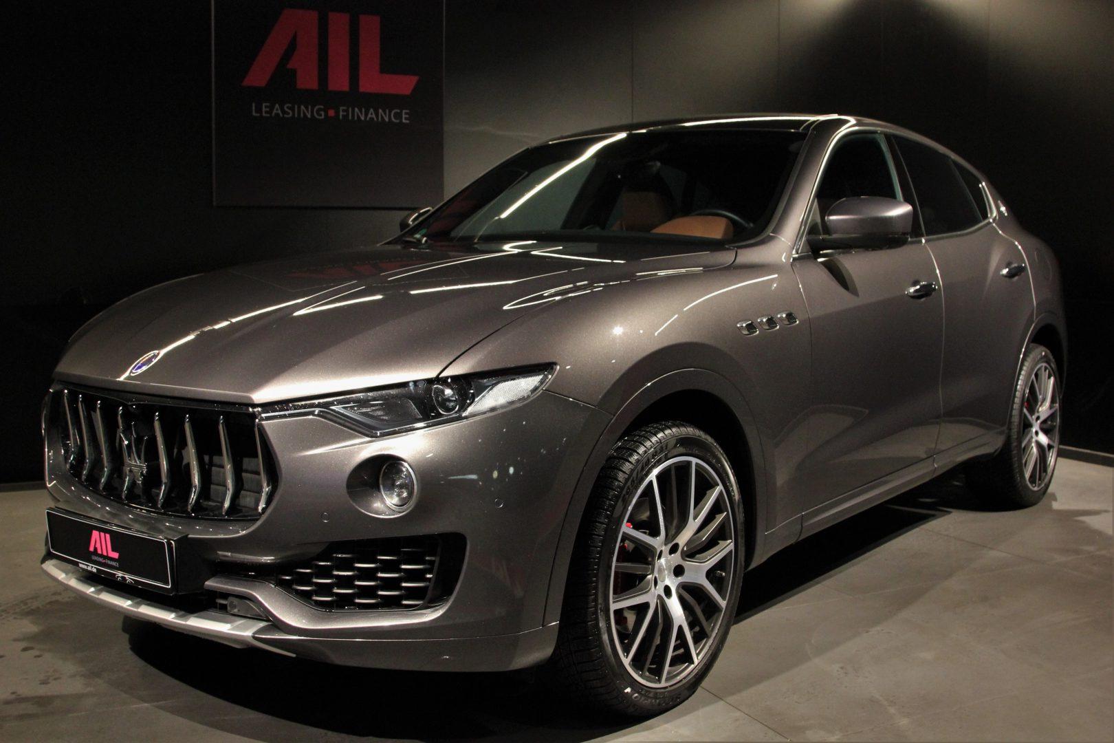 AIL Maserati Levante Diesel Business-Paket Plus 11