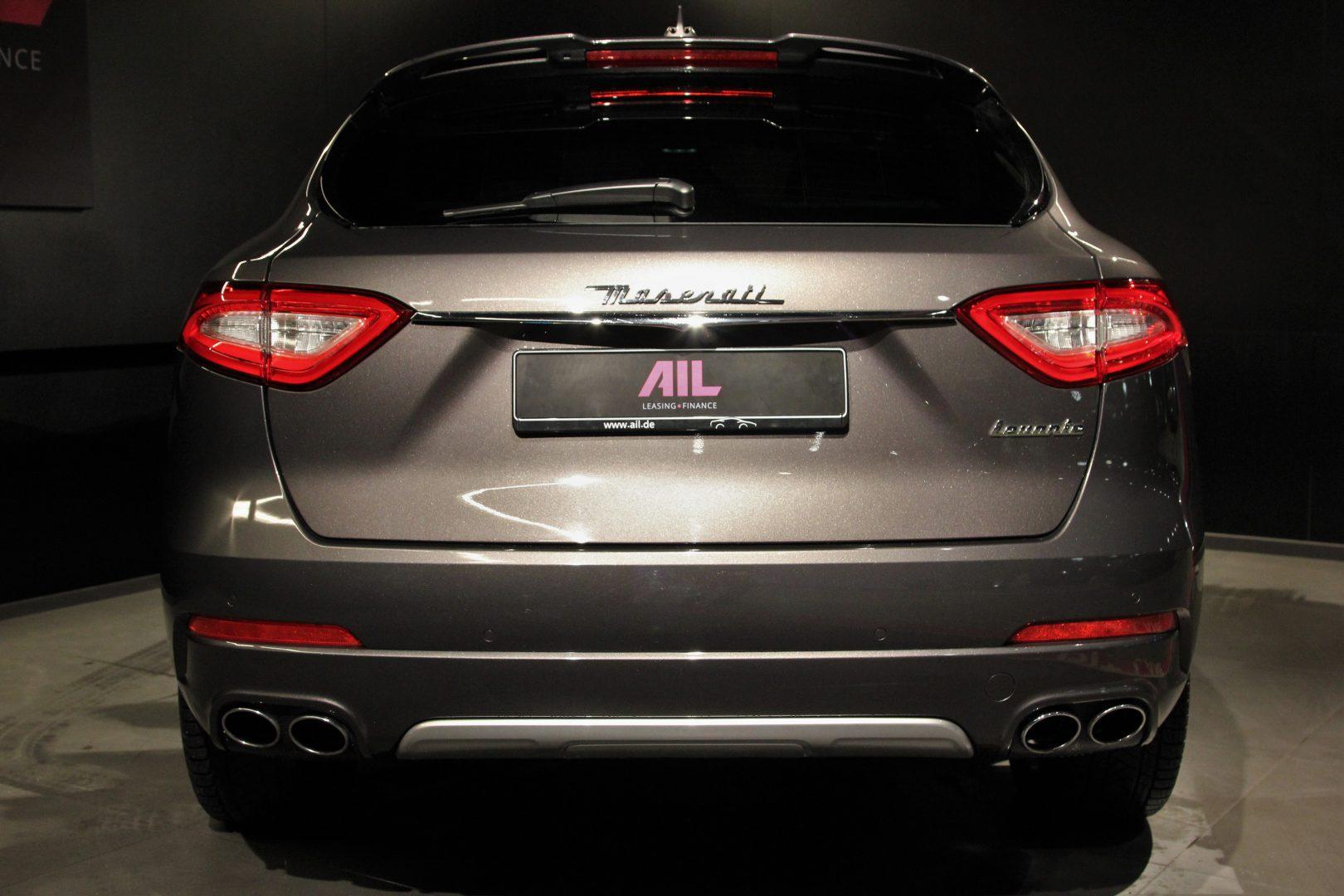 AIL Maserati Levante Diesel Business-Paket Plus 1