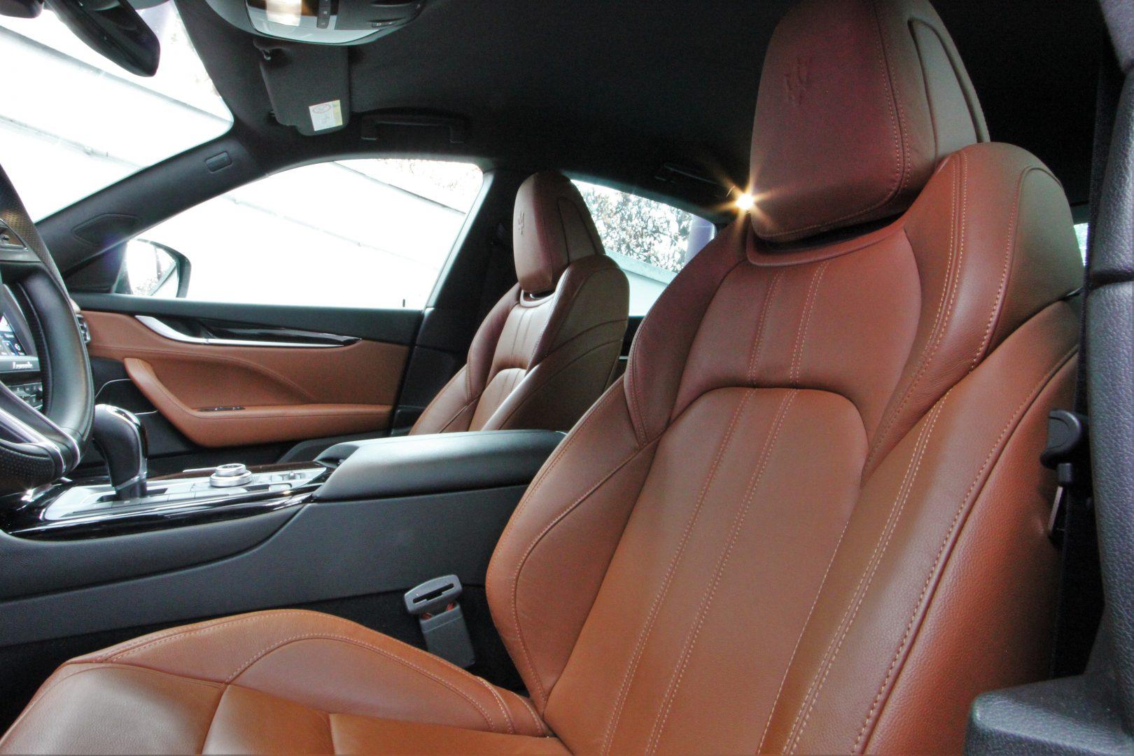 AIL Maserati Levante Diesel Business-Paket Plus 3