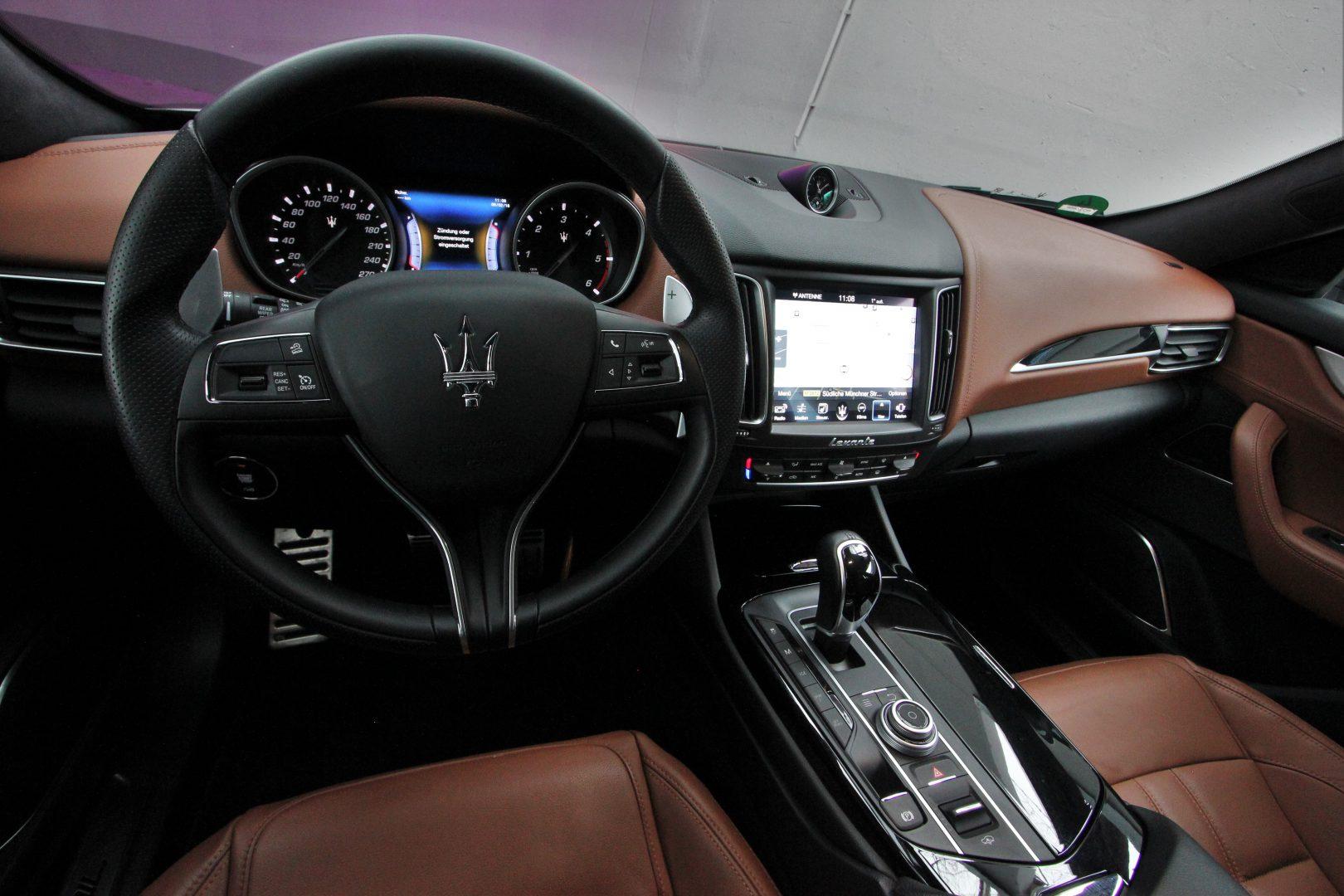 AIL Maserati Levante Diesel Business-Paket Plus 5