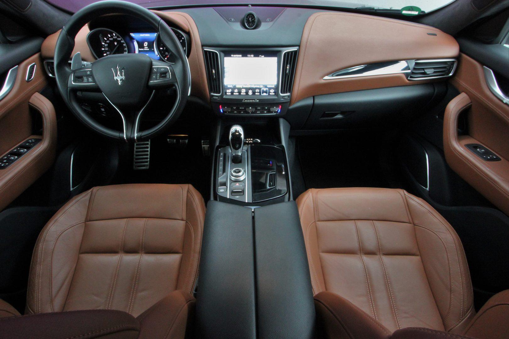 AIL Maserati Levante Diesel Business-Paket Plus 2