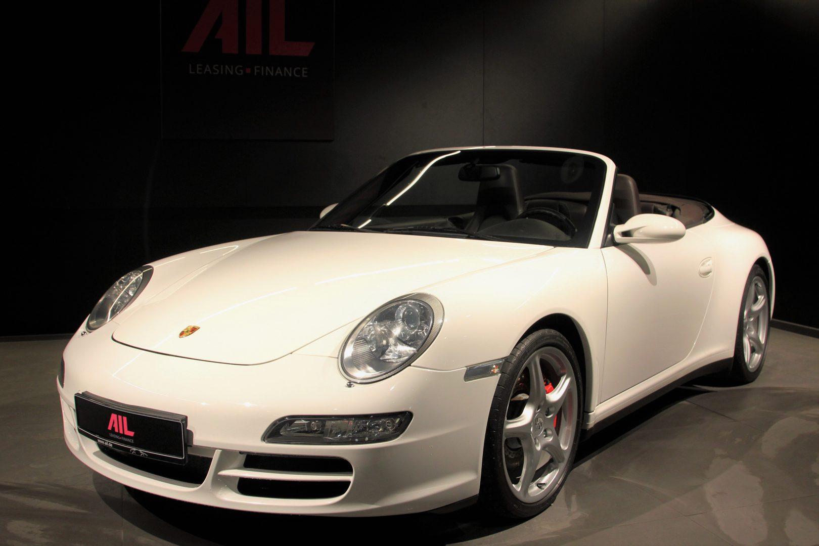 AIL Porsche 911 997 4S Cabrio Sport-Chrono-Paket Plus 11