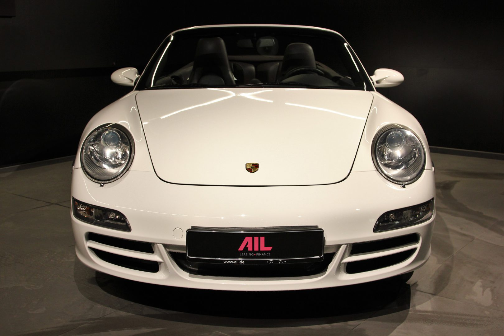 AIL Porsche 911 997 4S Cabrio Sport-Chrono-Paket Plus 7