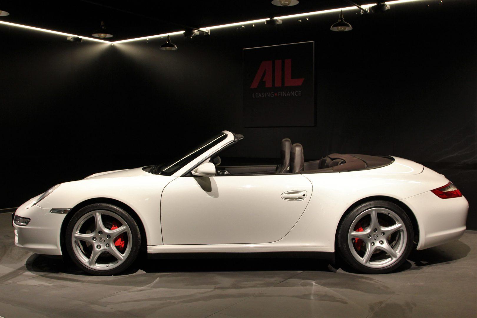 AIL Porsche 911 997 4S Cabrio Sport-Chrono-Paket Plus 3