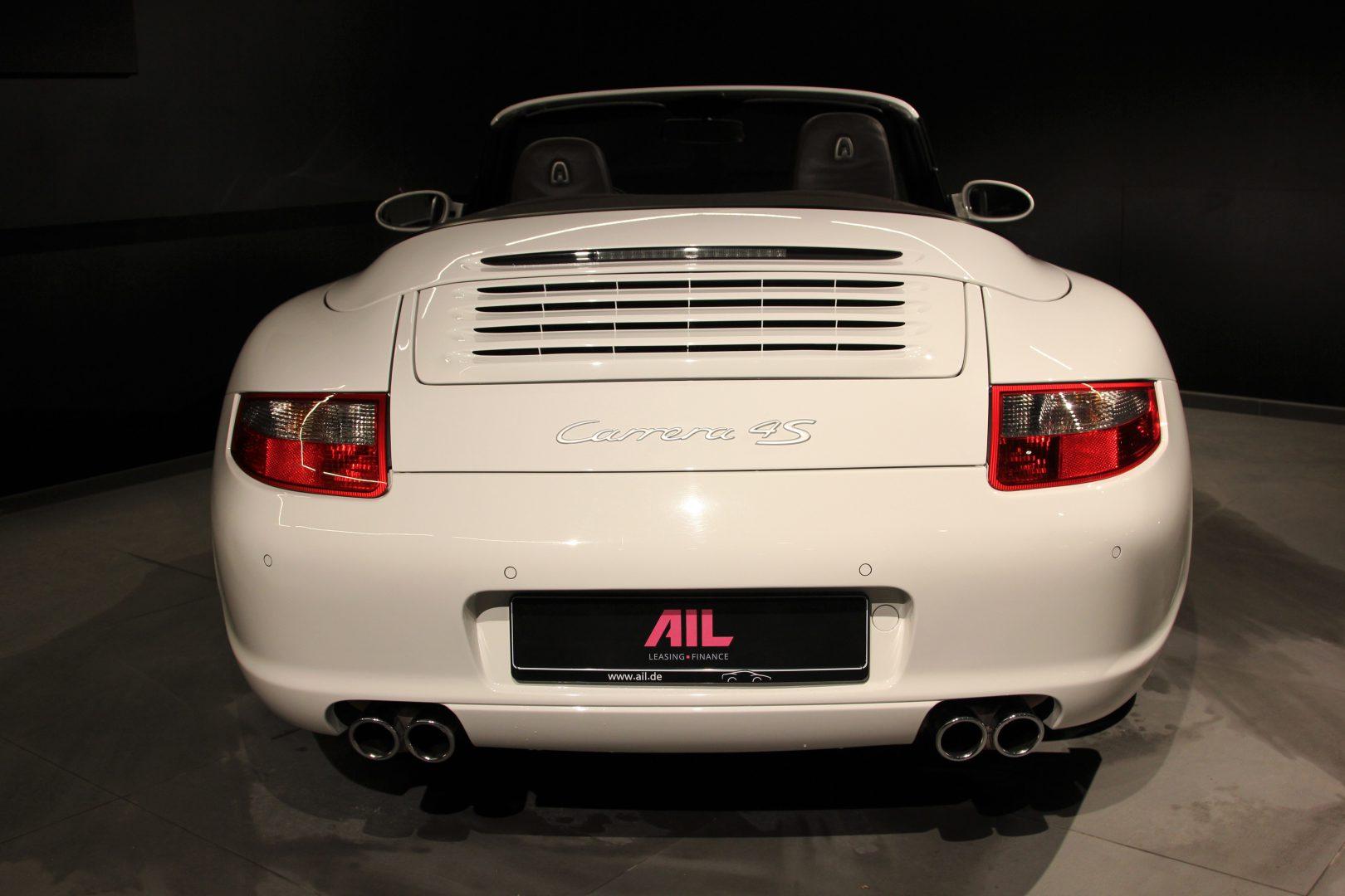 AIL Porsche 911 997 4S Cabrio Sport-Chrono-Paket Plus 5