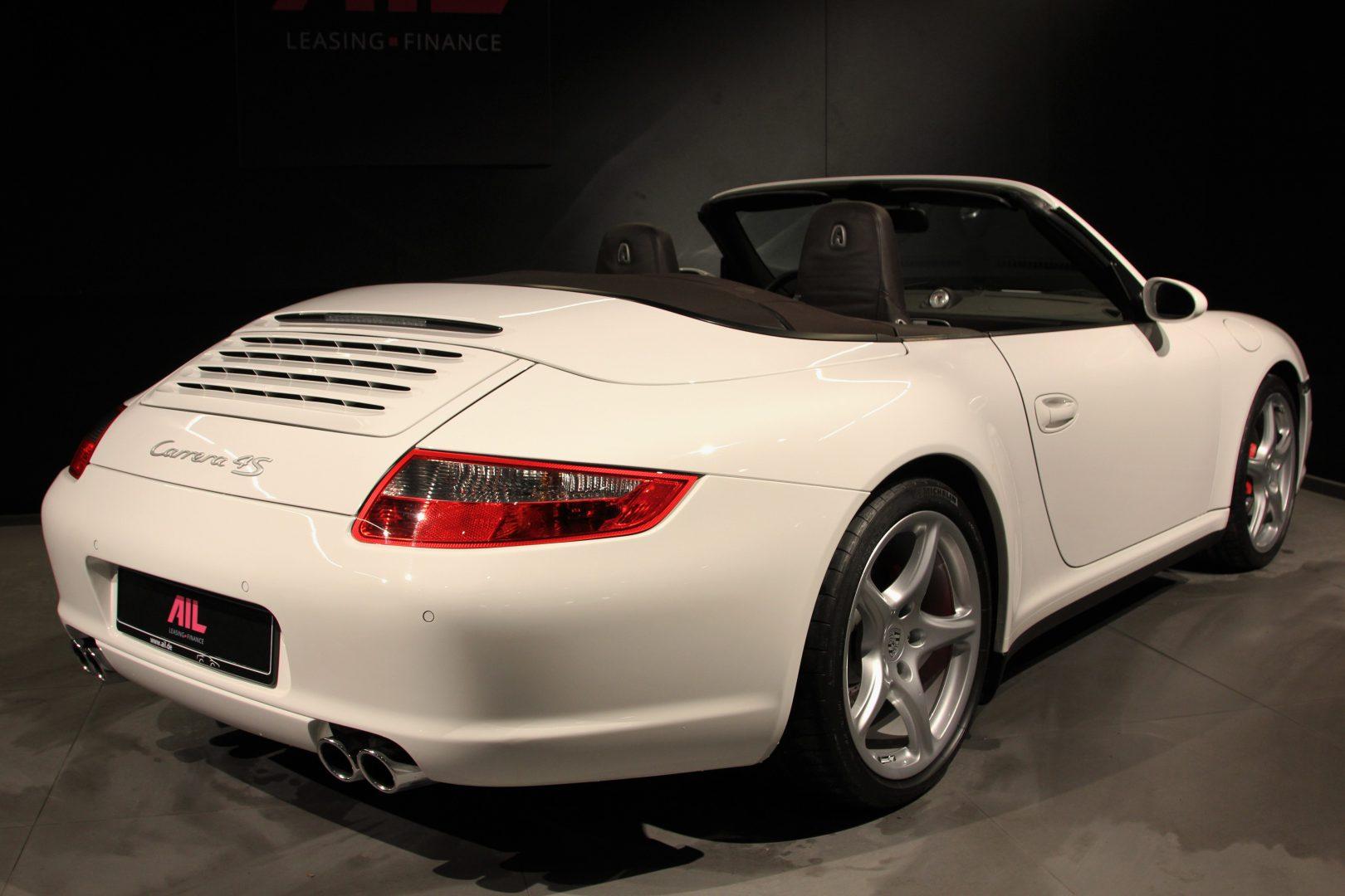 AIL Porsche 911 997 4S Cabrio Sport-Chrono-Paket Plus 1