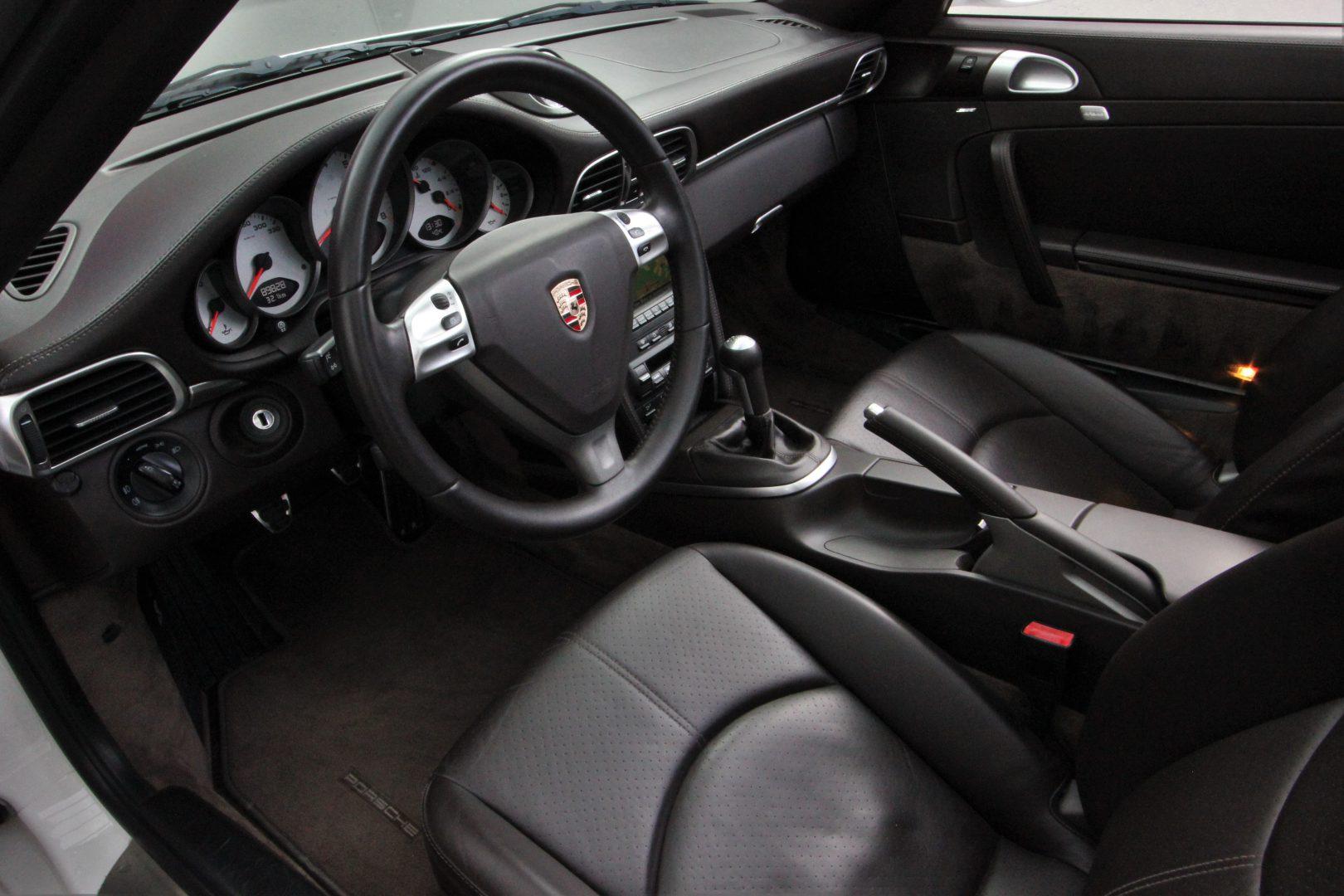 AIL Porsche 911 997 4S Cabrio Sport-Chrono-Paket Plus 6