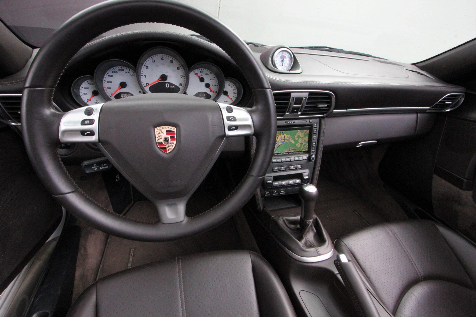 AIL Porsche 911 997 4S Cabrio Sport-Chrono-Paket Plus 4