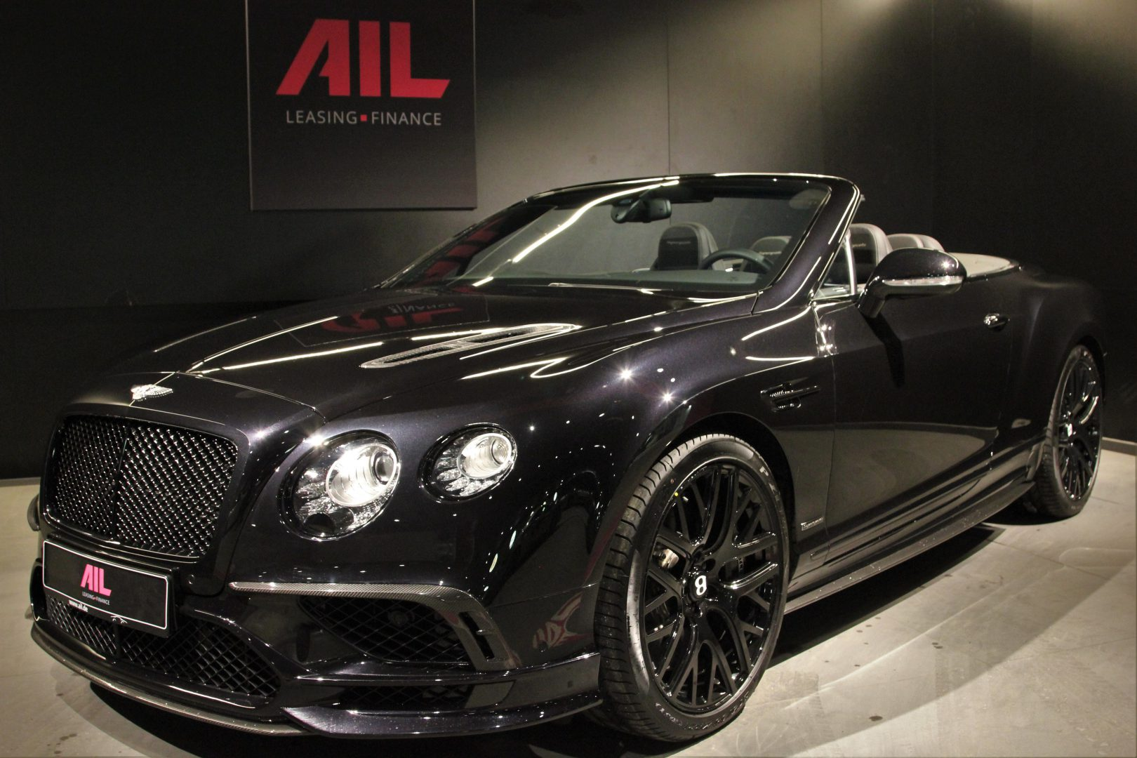AIL Bentley Continental Supersports Convertible 1of 710 9