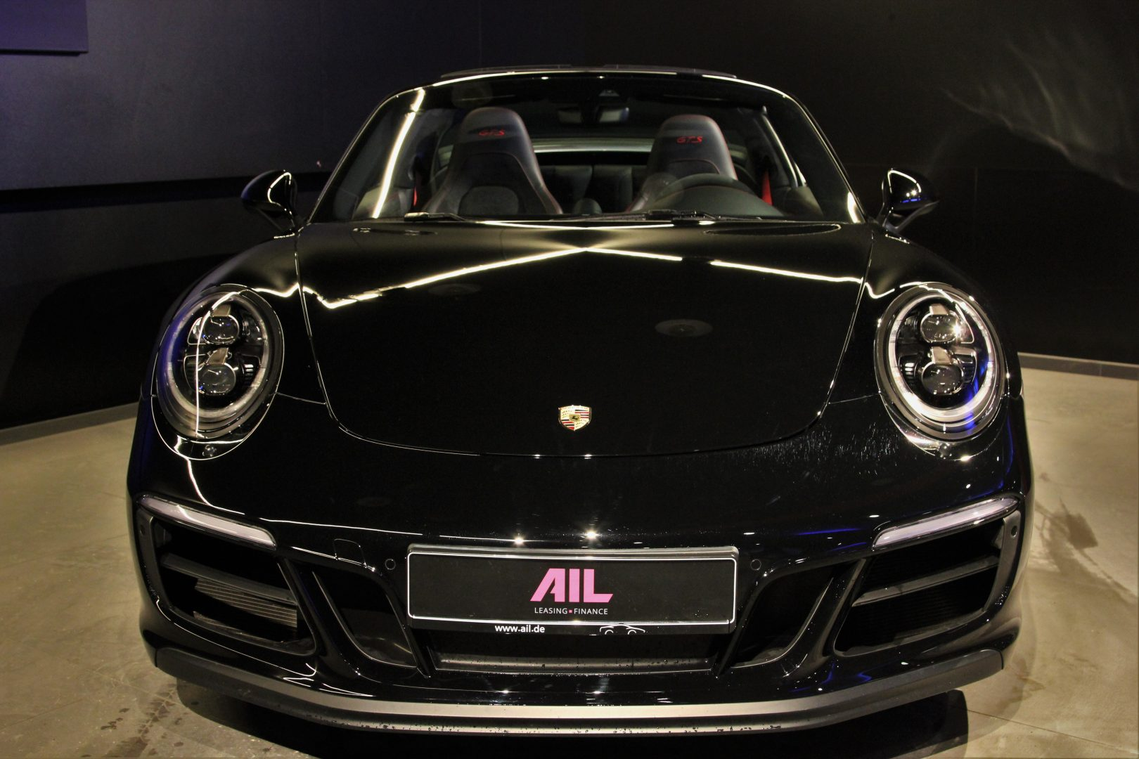 AIL Porsche 911 991 Targa 4 GTS LED Lift  7