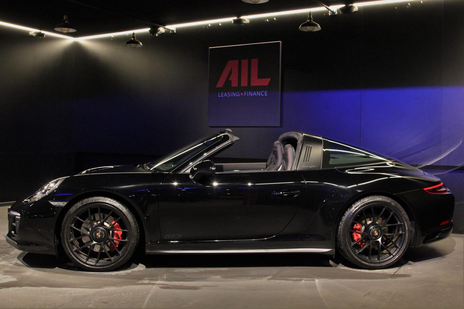 AIL Porsche 911 991 Targa 4 GTS Sport-Chrono-Paket LED Lift  3
