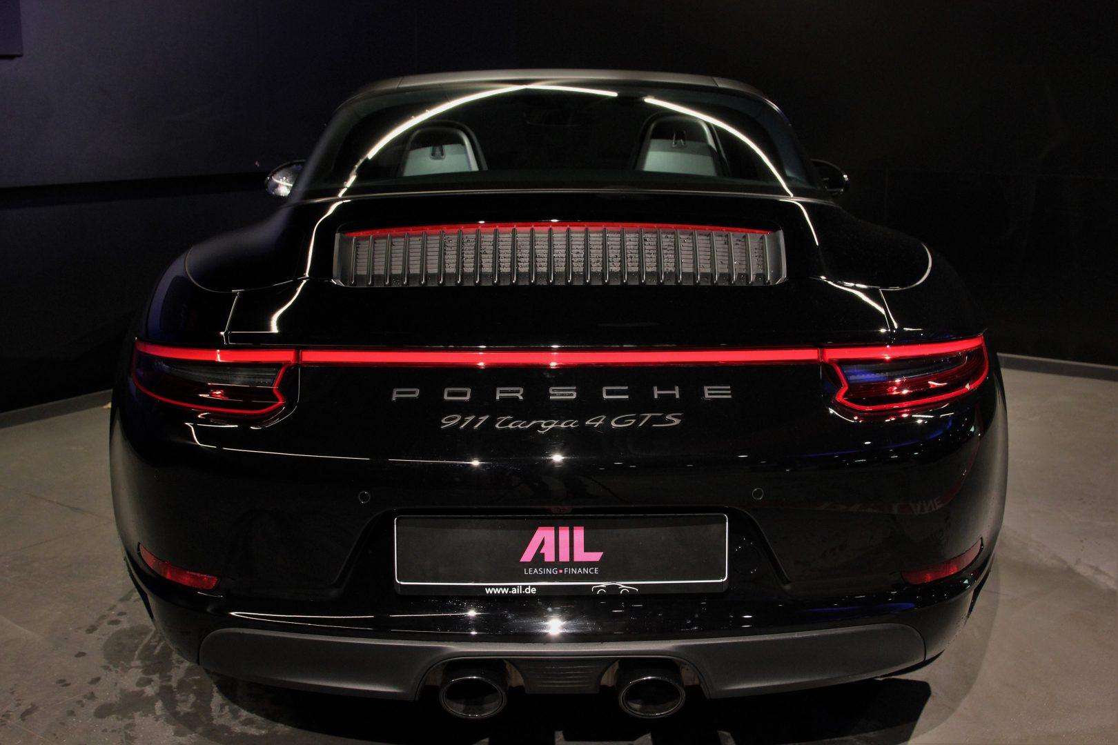 AIL Porsche 911 991 Targa 4 GTS Sport-Chrono-Paket LED Lift  5