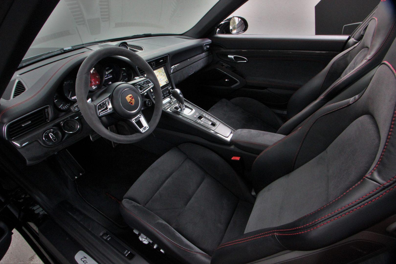 AIL Porsche 911 991 Targa 4 GTS LED Lift  9