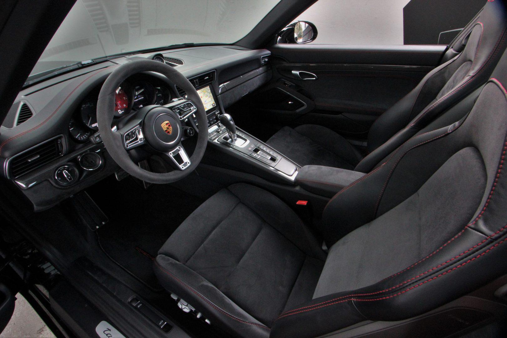 AIL Porsche 911 991 Targa 4 GTS Sport-Chrono-Paket LED Lift  6