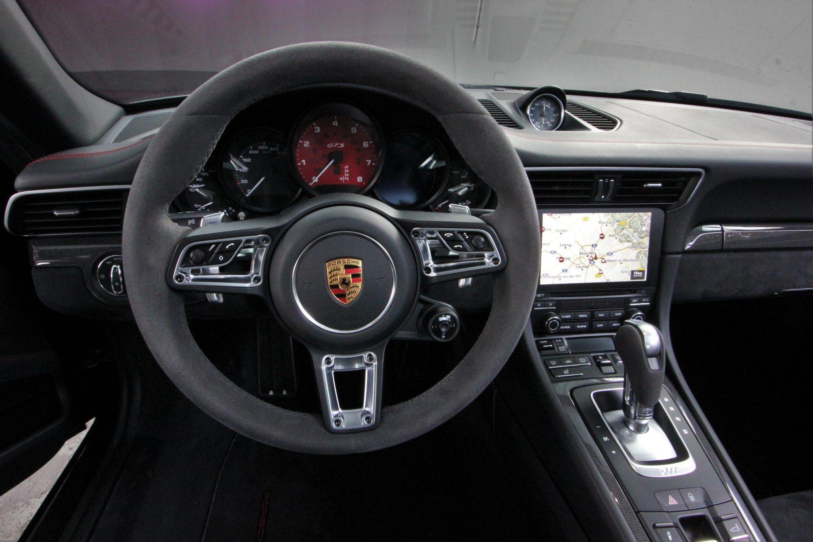 AIL Porsche 911 991 Targa 4 GTS LED Lift  4
