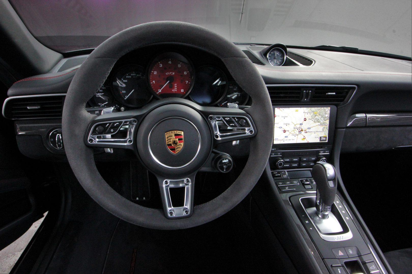AIL Porsche 911 991 Targa 4 GTS Sport-Chrono-Paket LED Lift  8