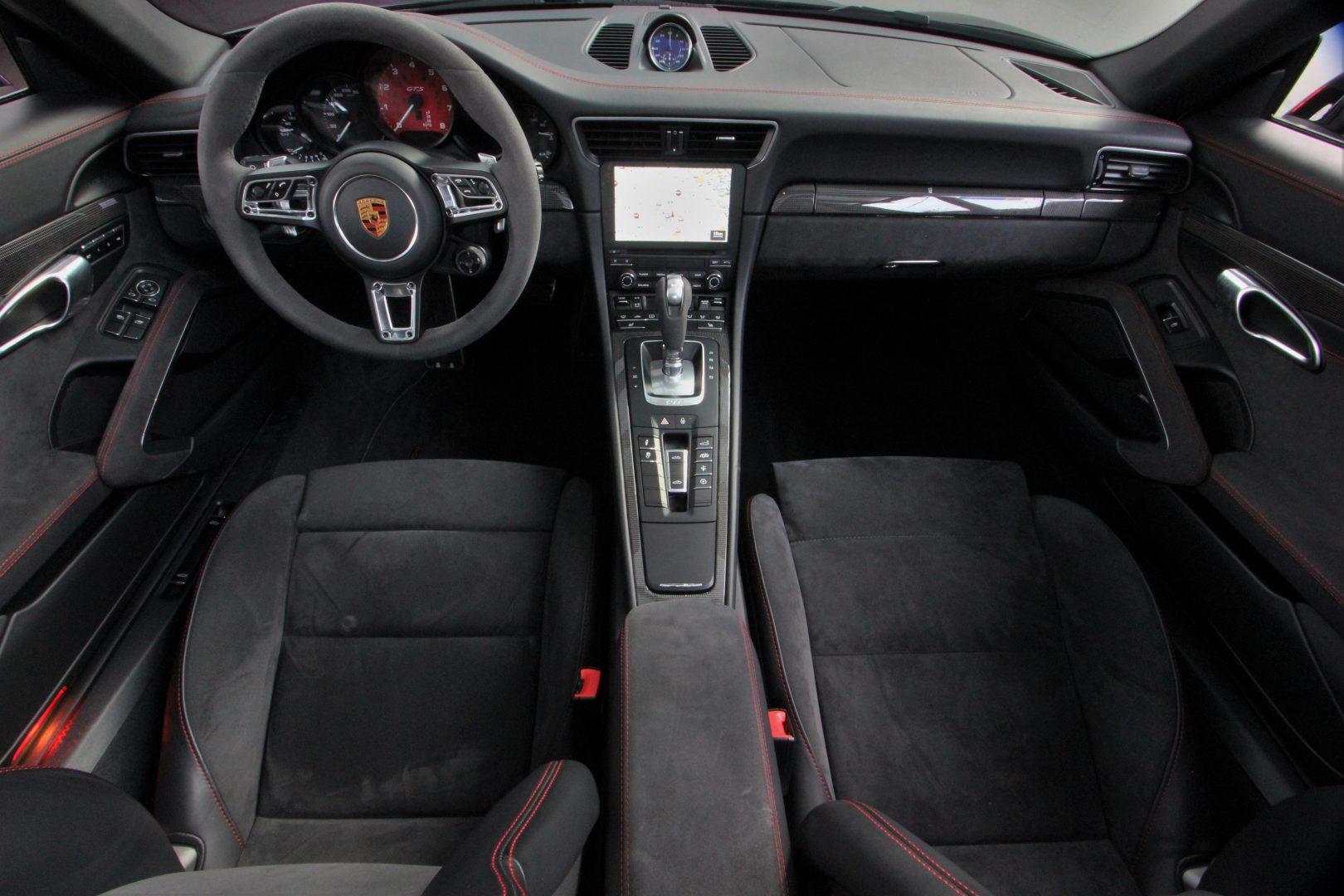 AIL Porsche 911 991 Targa 4 GTS LED Lift  3