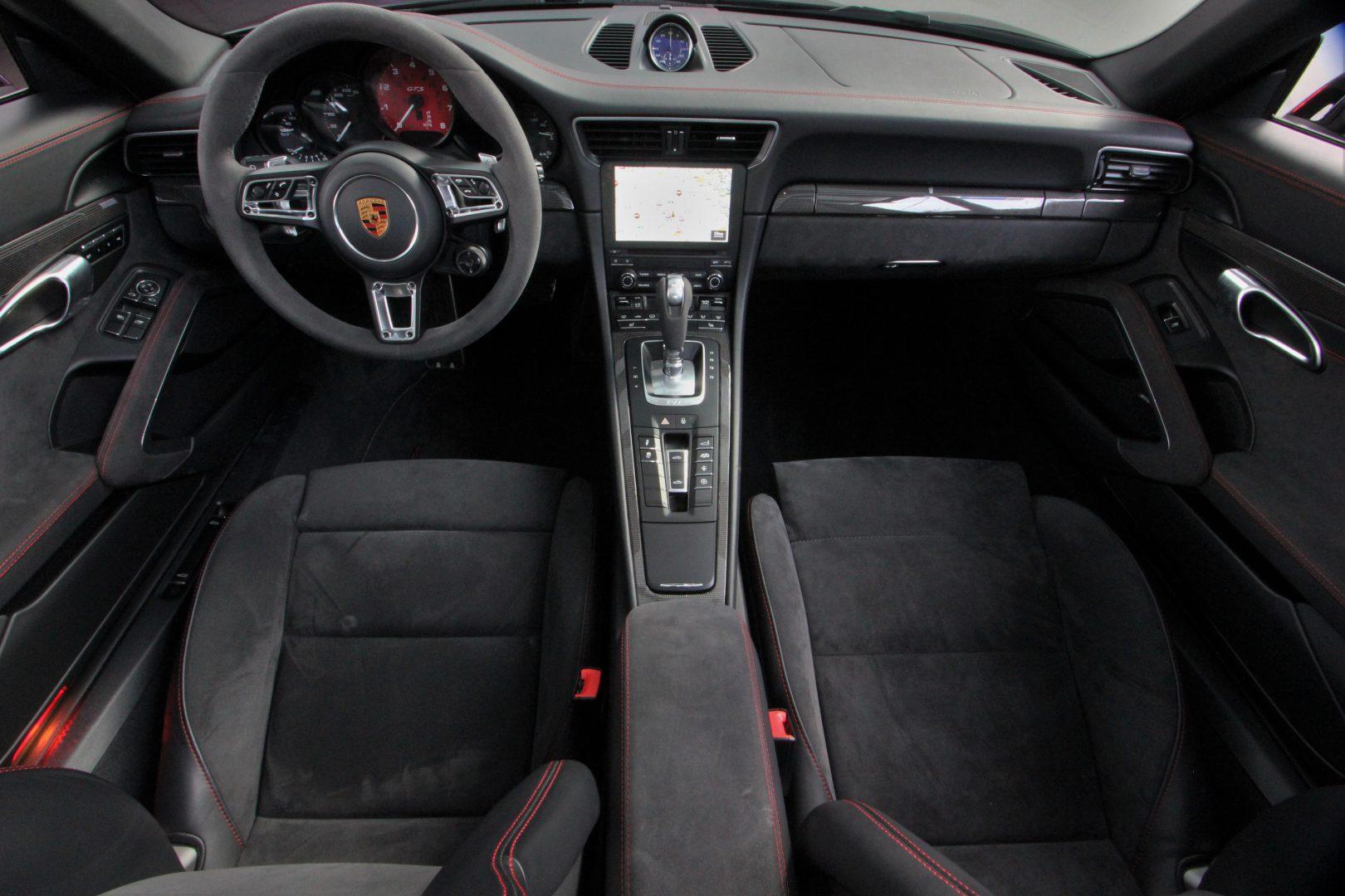 AIL Porsche 911 991 Targa 4 GTS Sport-Chrono-Paket LED Lift  4